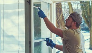 When to call a window cleaner